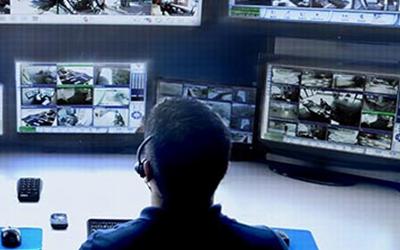 A central EUROPORT acompanha e supervisiona tudo o que ocorre.